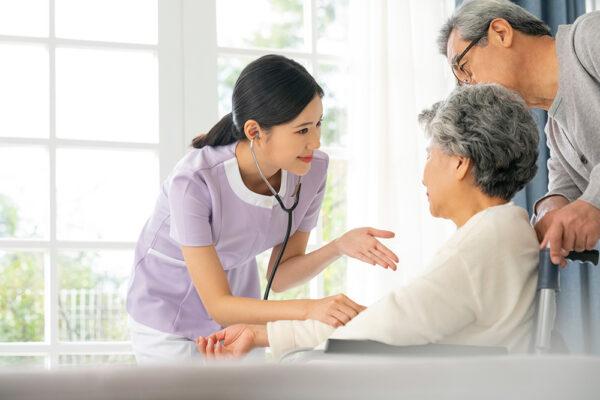 職種紹介 看護師